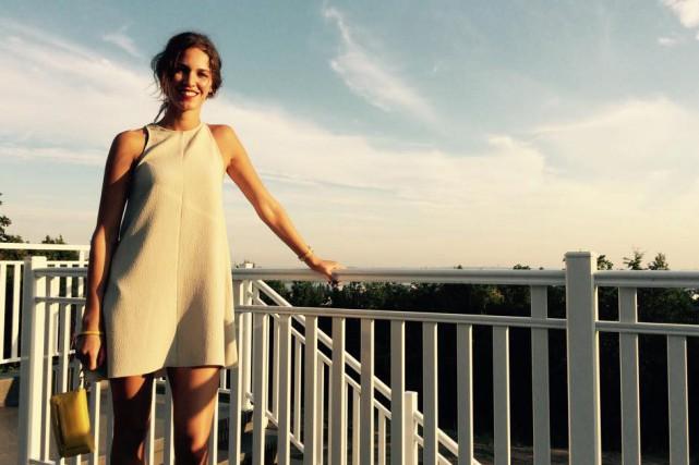 Sarah-Ann Duchesne, qui est ergothérapeute de profession, a... (Photo courtoisie)