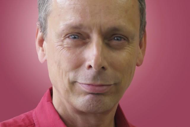 Denis-Martin Chabot, journaliste à Radio-Canada, lancera son livre... (Fournie par les éditions Dédicaces)