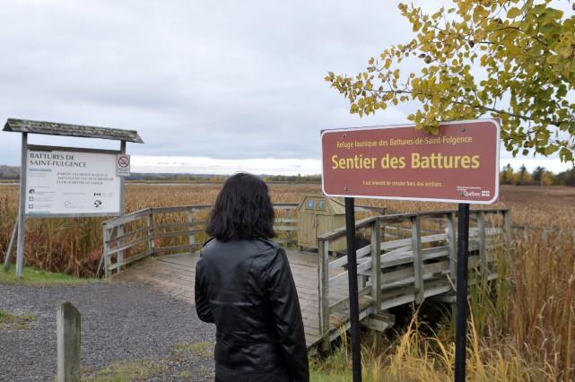 Le refuge faunique des battures de Saint-Fulgence, créé... (Archives Le Progrès-Dimanche, Rocket Lavoie)