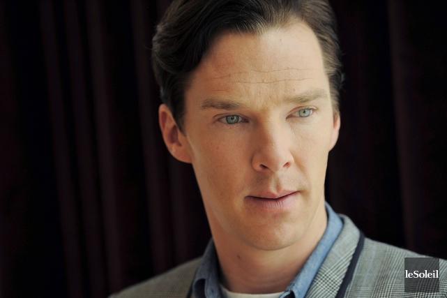 Benedict Cumberbatch dans Sherlock... (Photothèque Le Soleil)