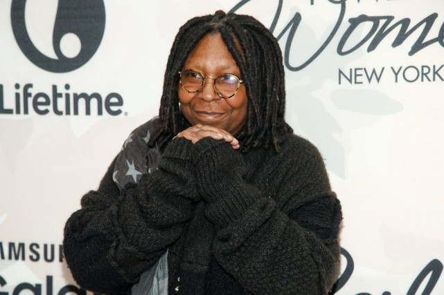 Whoopi Goldberg ne faisait qu'un seul spectacle à... (Photo Andy Kropa/Invision, archives AP)