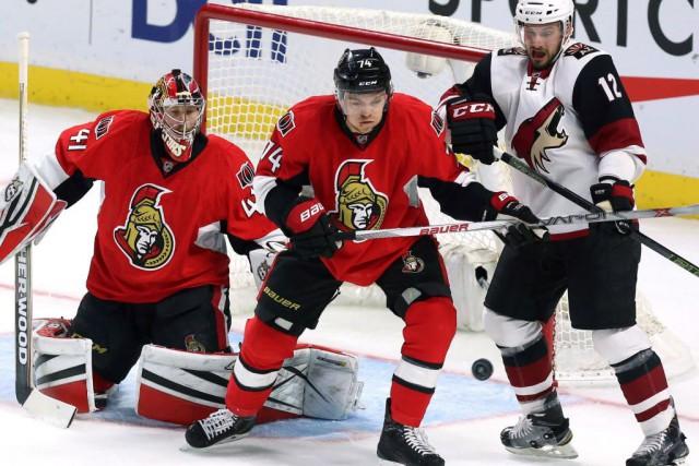 Un long séjour à domicile pour entreprendre la saison régulière, c'est un luxe.... (Photo Fred Chartrand, La Presse canadienne)