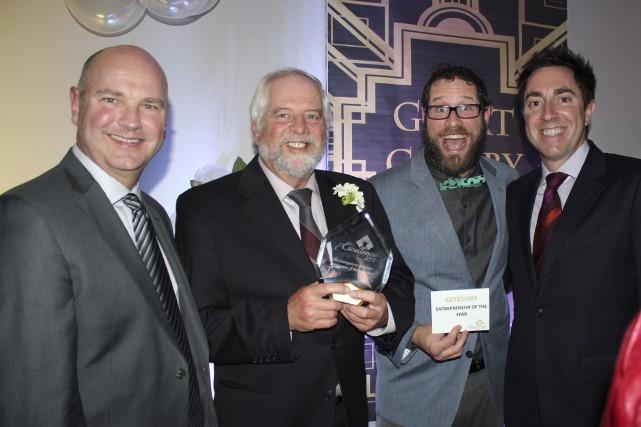 La microbrasserie Beau's a remporté le prix Entrepreneur... (Martin Brunette, LeDroit)