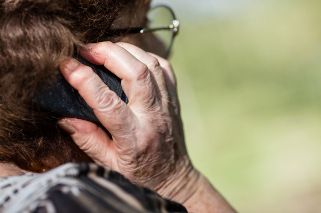 Des personnes âgées ont été visées récemment par... (123rf)