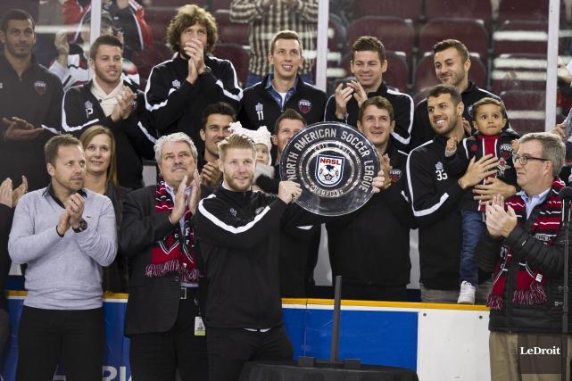 Le Fury d'Ottawa peut encore remporter le championnat... (Martin Roy, LeDroit)