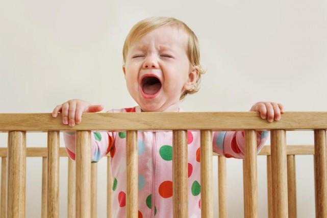 Chanter calme les bébés plus longtemps que leur parler, ont découvert des... (PHOTO MASTERFILE)