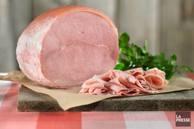 Le jambon, la saucisse et d'autres charcuteries peuvent causer différents... (Archives La Presse)
