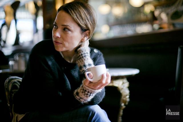 Suzanne Clément est à l'affiche du plus récent film de Philippe Falardeau,... (PHOTO DAVID BOILY, LA PRESSE)