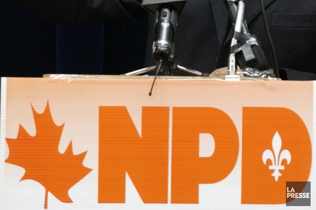 En 2009, lors du congrès du NPD, des... (Photo archives La Presse)