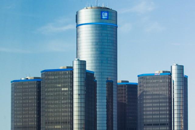 General Motors s'est entendu avec le syndicat des... (Bloomberg)