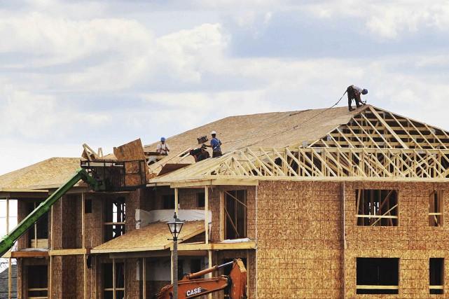 Un ralentissement global des marchés de l'habitation s'observe... (Etienne Ranger, Archives LeDroit)
