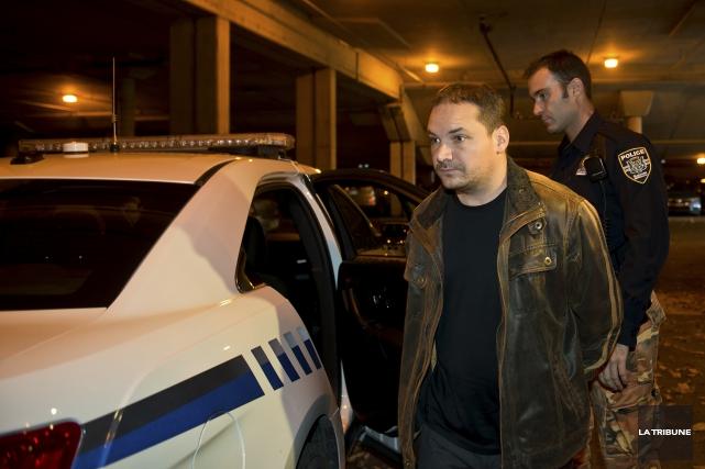 Arrêté pour fraude jeudi dernier, Jean-François Brisson a... (Archives La Tribune, Jessica Garneau)