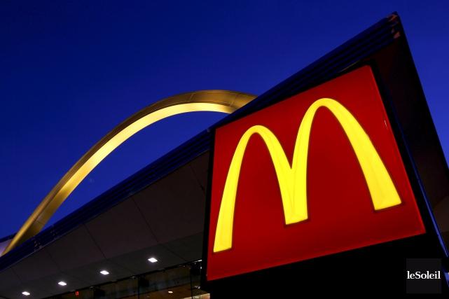 McDonald's compte 1,9 million de salariés dans le... (Photothèque Le Soleil)