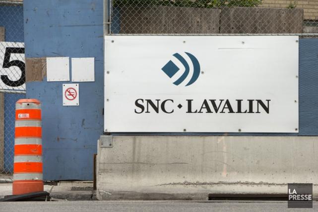 Le géant québécois du génie a déposé mardi... (Photothèque La Presse, Robert Skinner)