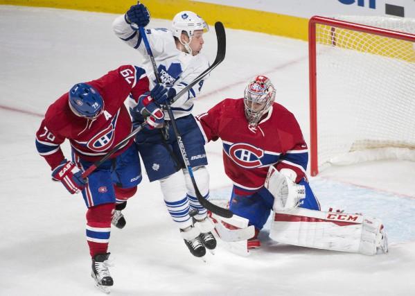 Carey Price et le Canadien de Montréal ont... (La Presse Canadienne, Graham Hughes)