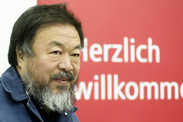 L'artiste chinois Ai Weiwei... (Associated Press)