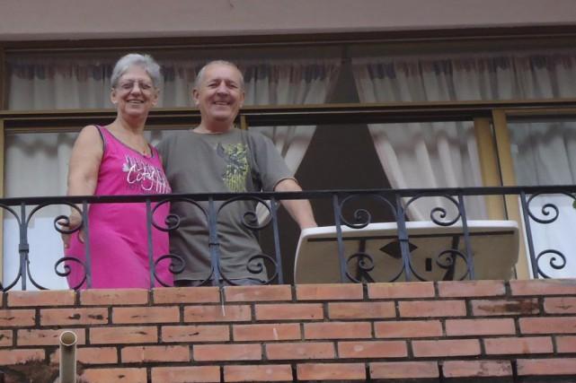 Jacques et Jacqueline Robidoux font partie des Granbyens... (photo fournie)