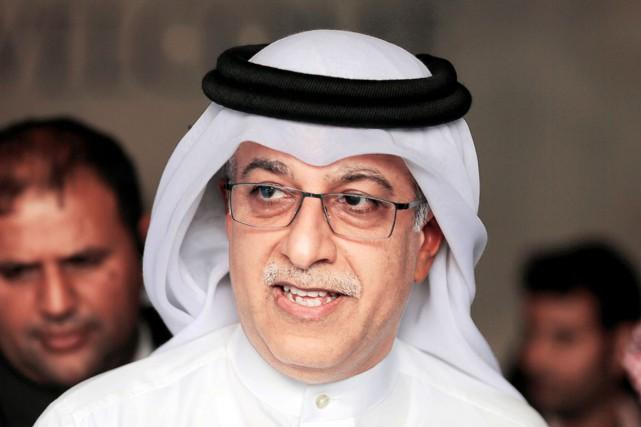 Le cheik Salman ben Ibrahim Al Khalifa, membre... (AP, Hasan Jamali)