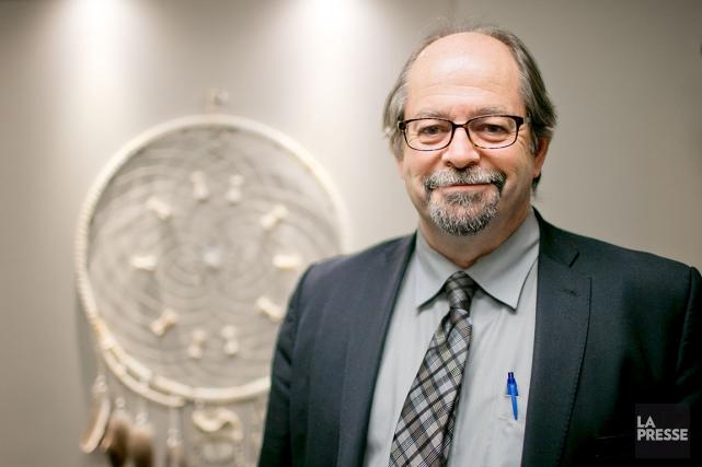 Le ministre des Affaires autochtones,Geoffrey Kelley... (Photothèque La Presse)