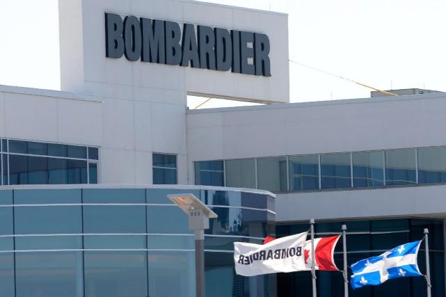 Les actions subalternes de Bombardier oscillent autour de... (PHOTO ARCHIVES LA PRESSE CANADIENNE)
