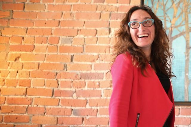 Pascale Pageau, fondatrice du cabinet d'avocats Delegatus....