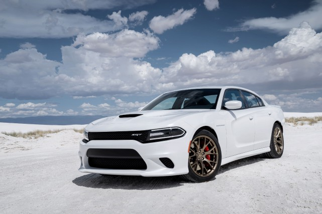 La Dodge Charger Hellcat 2015... (PHOTO FOURNIE PAR DODGE)