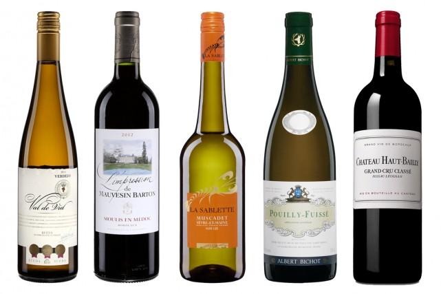 Faut-il noter les vins ou s'abstenir de le faire?... (Photos fournies par la SAQ)