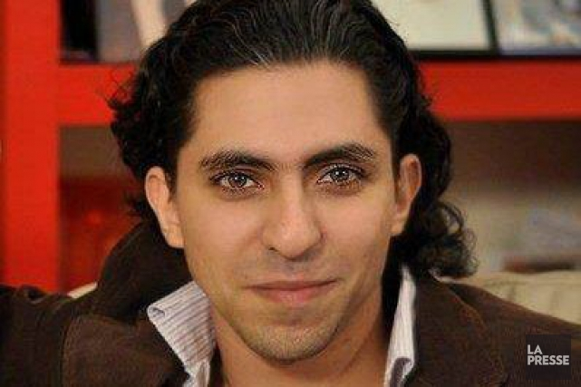 Raif Badawi... (Archives La Presse)