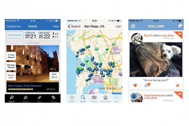 Des outils pratiques à télécharger sur son téléphone intelligent, à garder sous... (Saisie d'écran)