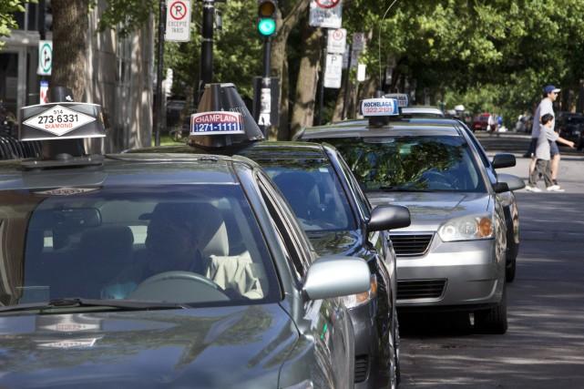 Les chauffeurs devront se plier au nouveau règlement... (PHOTO ROBERT SKINNER, ARCHIVES LA PRESSE)