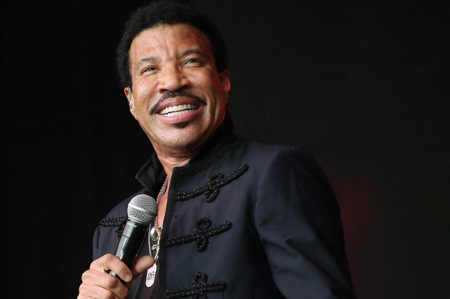 Lionel Richie... (PHOTO ARCHIVES AP)