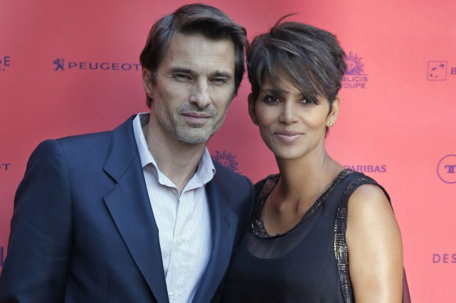Olivier Martinez et Halle Berry en juin 2013.... (PHOTO ARCHIVES AP)