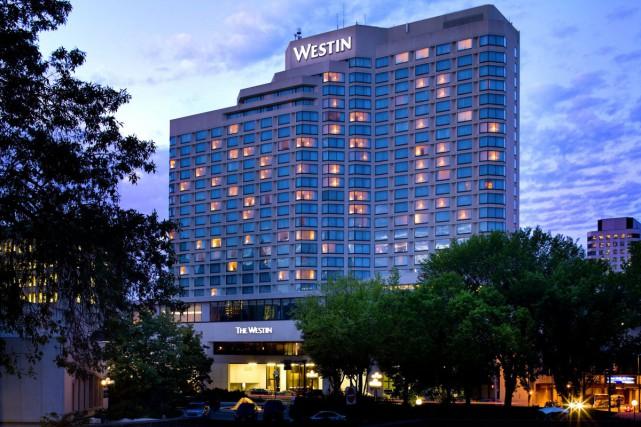 L'hôtel Westin d'Ottawa... (PHOTO FOURNIE PAR WESTIN)