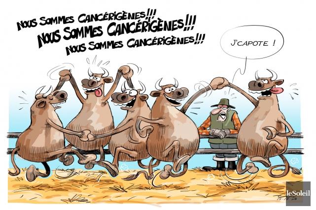 Caricature du mercredi 28 octobre 2015... (Le Soleil, André-Philippe Côté)