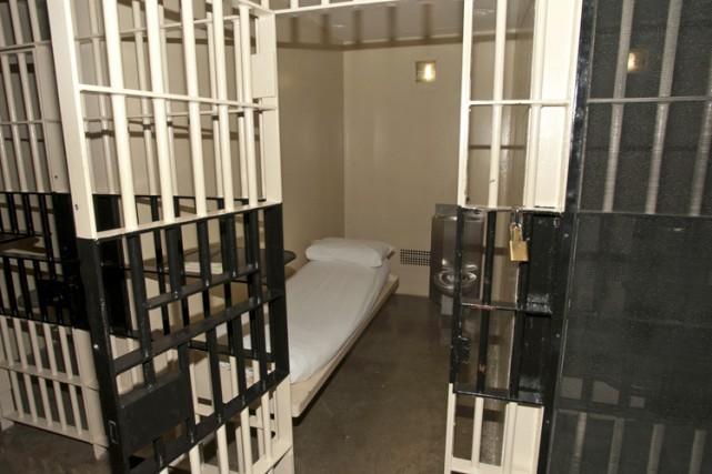 Plus de la moitié des détenus des prisons fédérales américaines ont été... (ARCHIVES REUTERS)