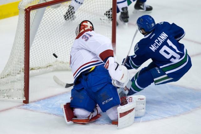 Relisez le clavardage du match opposant le Canadien aux Canucks de Vancouver... (PHOTO PC)