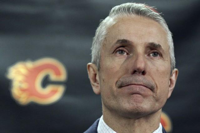 Les Flames ont le pire dossier de l'Association... (Archives, La Presse Canadienne)
