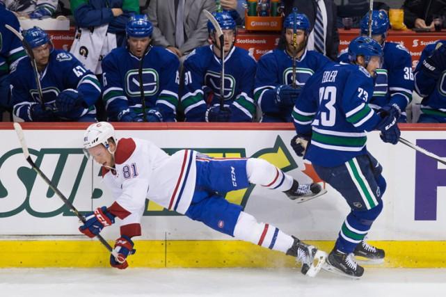Le Canadien n'avait toujours pas accordé de but en première période cette... (PHOTO PC)