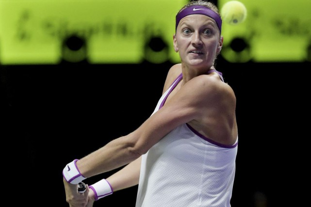 Petra Kvitova... (PHOTO JOSEPH NAIR, ARCHIVES ASSOCIATED PRESS)