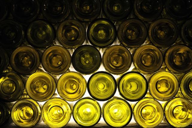 La production mondiale de vin est estimée en hausse de 2% en 2015, à 275,7... (PHOTO ARCHIVES AFP)