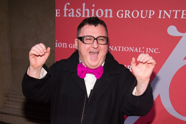 Alber Elbaz va quitter la maison de couture Lanvin après 14 ans à la tête de la... (PHOTO ARCHIVES AP)