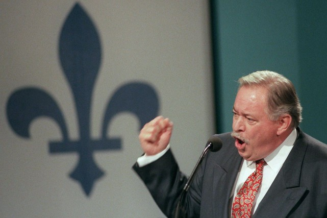 Jacques Parizeau... (Archives PC)