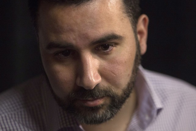 Le DG des Blue Jays, Alex Anthopoulos...