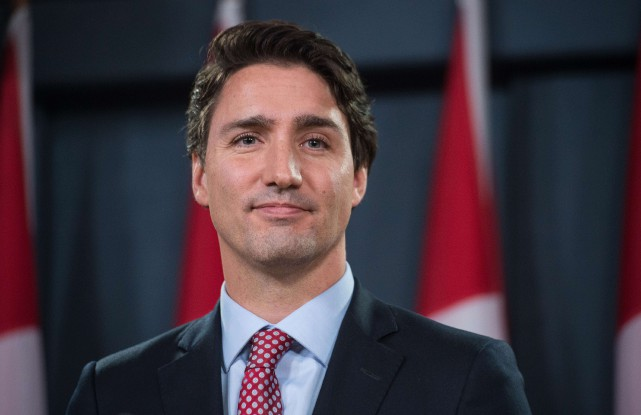 Justin Trudeau... (Photo Nicholas Kamm, Agence France-Presse)