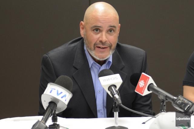 «Je ne voulais pas coacher ailleurs qu'à Saguenay»,... (Le Quotidien, Jeannot Lévesque)