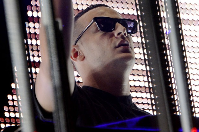 Le DJ Snake... (PHOTO ARCHIVES AFP)