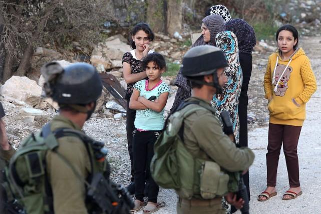 L'auteur estime que les médias se concentrent sur... (AFP, Hazem Bader)