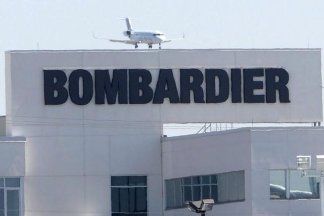Tout indique que le gouvernement Couillard volera au secours de Bombardier une... (La Presse Canadienne)