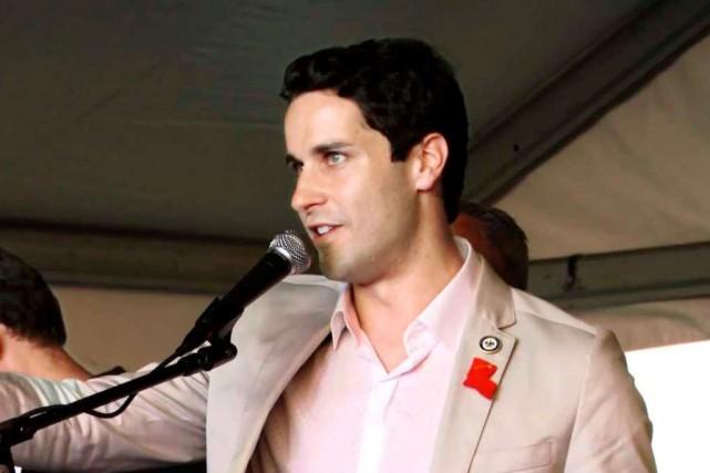 Jeune élu démocrate à la Chambre des représentants...
