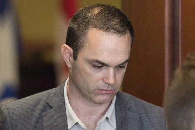 Le procès de Guy Turcotte se poursuit.... (Archives La Presse Canadienne)